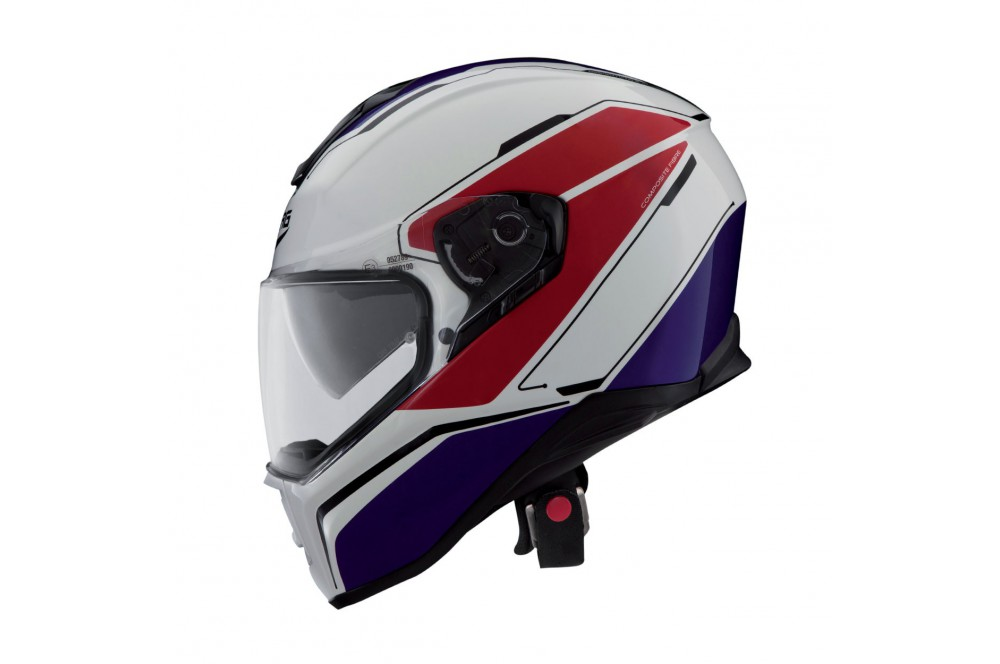 casque moto caberg drift tour bleu blanc rouge street moto piece. Black Bedroom Furniture Sets. Home Design Ideas