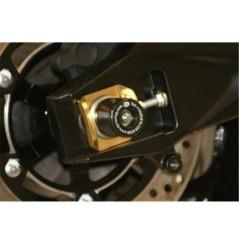 Roulettes de Bras Oscillant R&G pour Suzuki B-King (07-12)