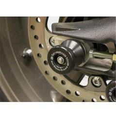 Roulettes de Bras Oscillant R&G pour Street Triple - Daytona 675 (06-16)