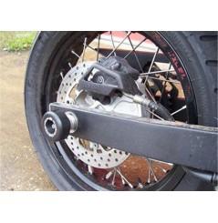 Roulettes de Bras Oscillant R&G pour Yamaha 660 XT - R - X - Z (04-16)