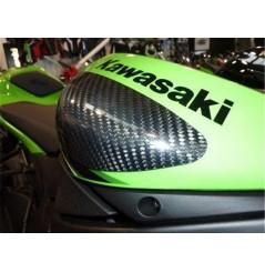 Sliders de réservoir Carbone R&G pour Kawasaki ZX6R - ZX10R (08-12)