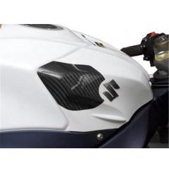 Sliders de réservoir Carbone R&G pour Suzuki GSXR1000 (09-16)
