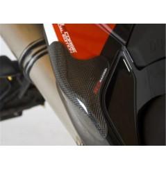 Sliders de coque arrière Carbone R&G pour 848 - 1098 - 1198 (08-14)