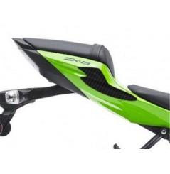 Sliders de coque arrière Carbone R&G pour Kawasaki ZX6R (09-12)
