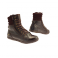 Bottines Moto 1964 SHOES CAFE RACER RUGGED Marron