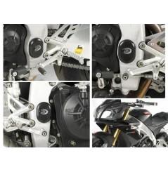Insert de Cadre Moto R&G pour Aprilia RSV4 (09-16) Tuono V4 (11-15)