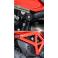 Kit 6 Insert de Cadre Moto R&G pour Monster 821 et 1200 (14-16)