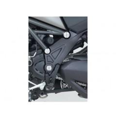 Kit 6 Insert de Cadre Moto R&G pour Ducati Diavel  (11-16)