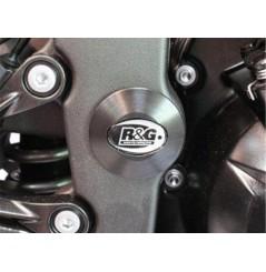 Insert Droit de Cadre Moto R&G pour Kawasaki ZX6R (09-12)