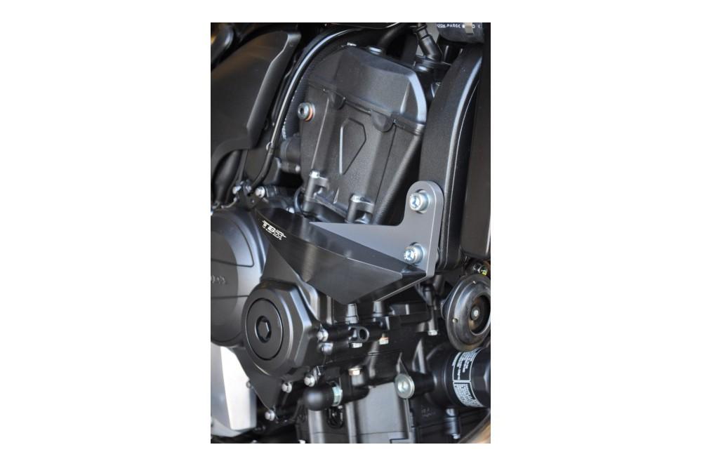 Kit Patins Top Block pour Honda Hornet 600 (07-14)