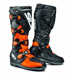 Botte Moto Cross SIDI X3 SRS Noir - Orange