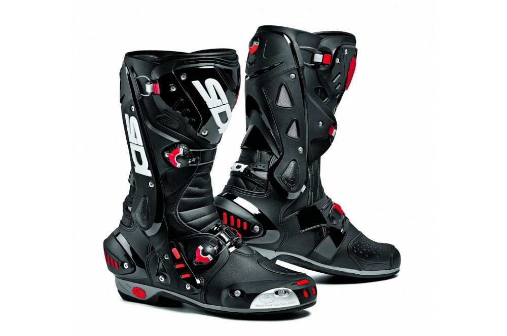 bottes moto racing sidi vortice noir street moto piece. Black Bedroom Furniture Sets. Home Design Ideas