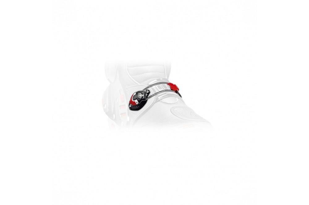 Bottes Moto Racing SIDI VORTICE  Noir - Blanc - Rouge