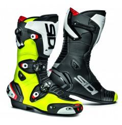 Bottes Moto Racing SIDI MAG-1 Noir - Jaune
