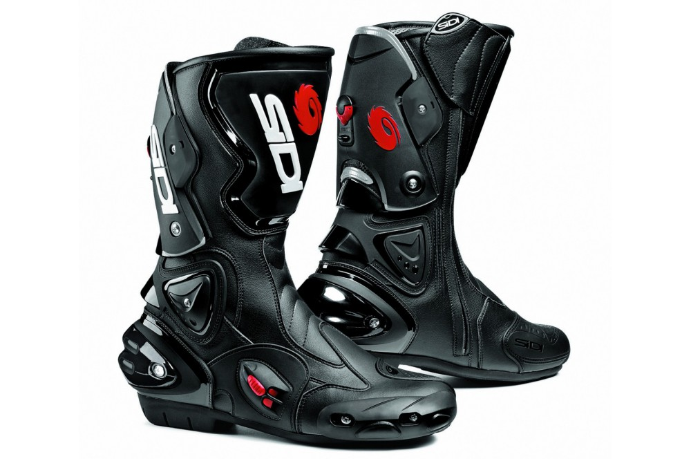 bottes moto racing sidi vertigo noir street moto piece. Black Bedroom Furniture Sets. Home Design Ideas