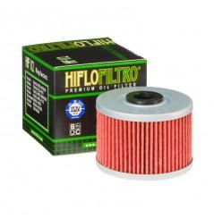 Filtre a Huile Quad Hiflofiltro HF112
