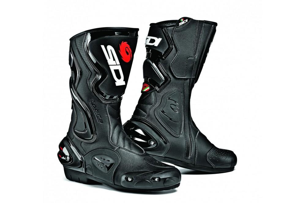 Bottes Moto Racing SIDI COBRA Noir