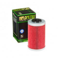 Filtre a Huile Quad Hiflofiltro HF157