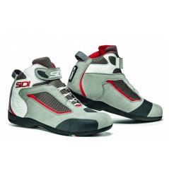 Chaussures Moto SIDI GAS Blanc - Gris