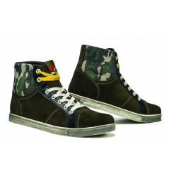 Chaussures Moto SIDI INSIDER Vert