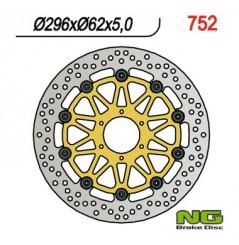 Disque de frein avant Honda CBR600F (99-00) VFR800 (98-09) CBR900RR (92-93) 1000 Varadero non Abs (99-11)