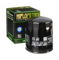 Filtre a Huile Moto HF551 pour GUZZI