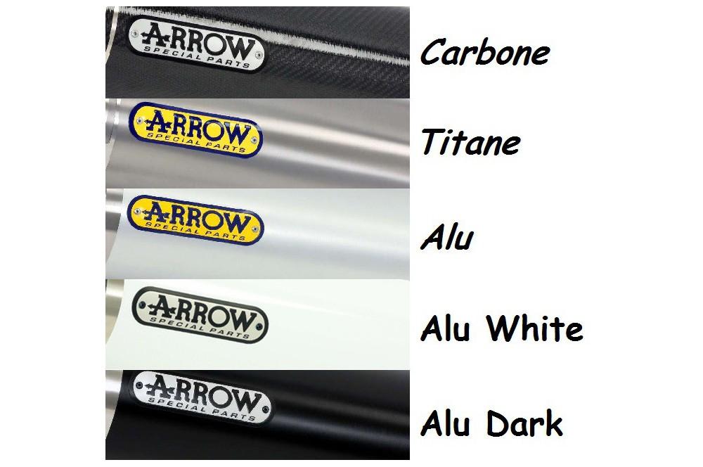 Silencieux ARROW Race-Tech pour Duke 690 (08-11)