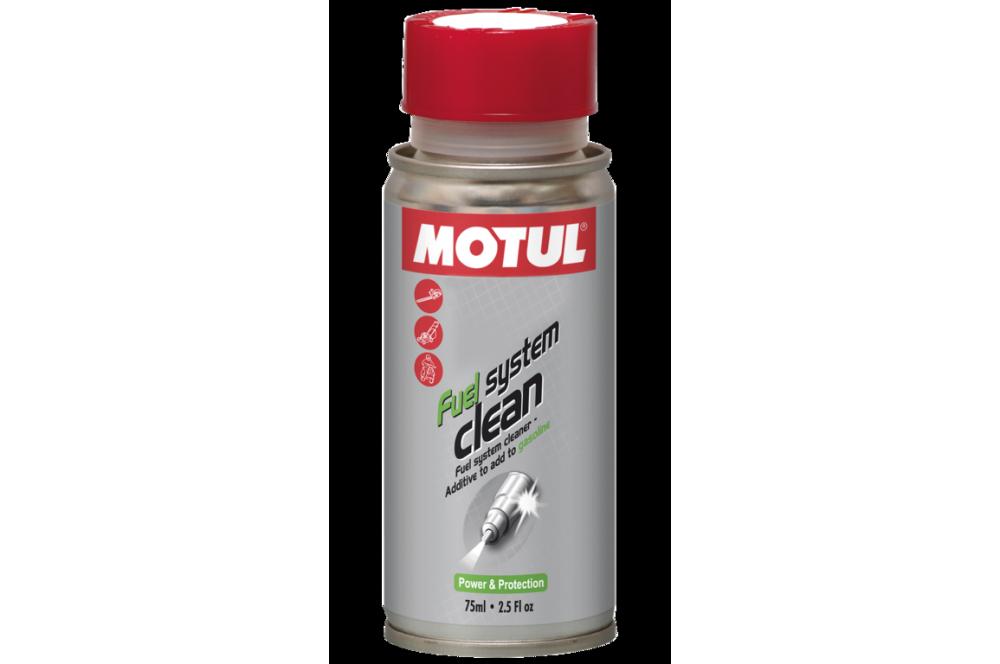 Fuel System Clean Motul, Nettoyant Circuit d'Essence Scooter