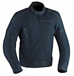 Blouson Moto Ixon COOLER Bleu