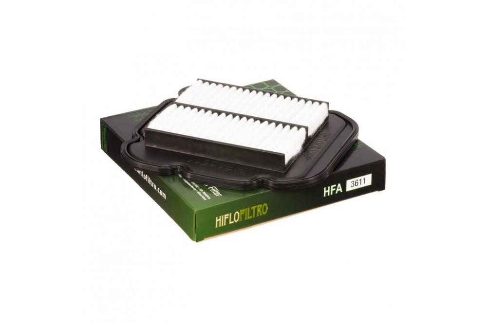 Filtre à air HFA3611 pour V-Strom 650 DL de 2004 a 2006, 1000 V-Strom DL de 2005 a 2010