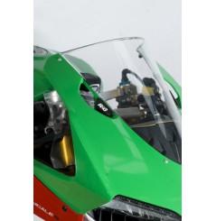 Cache Orifice de Rétroviseur Moto R&G Pour 1199 Panigale (12-13)
