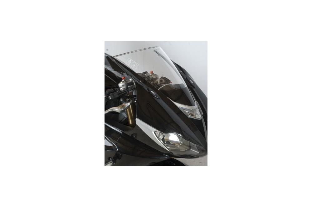 Cache Orifice de Rétroviseur R&G Pour 675 Daytona (13-15)