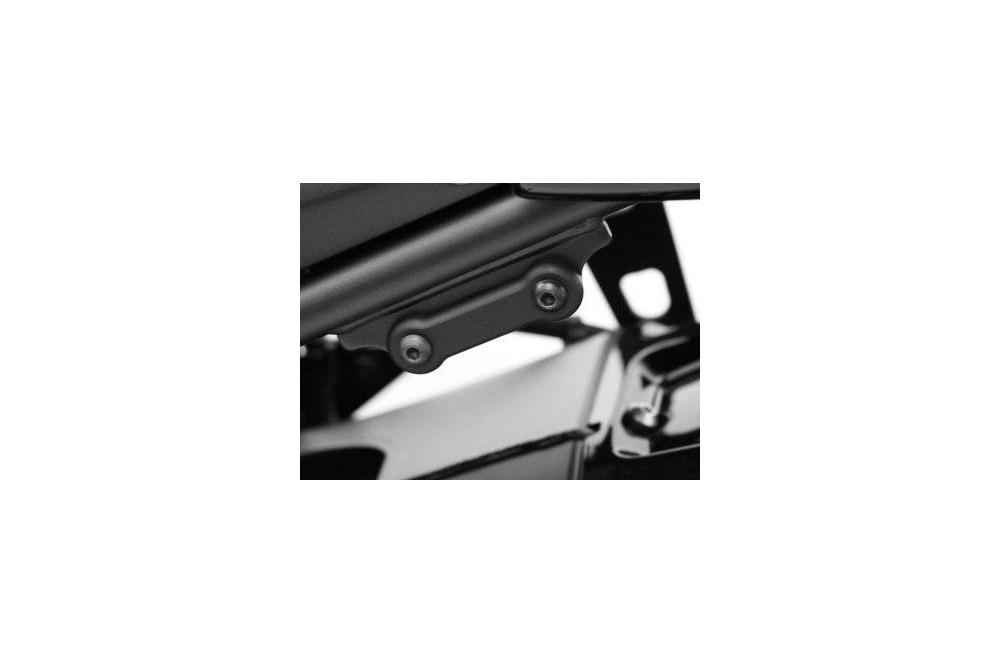 Cache Orifice Support de Repose-Pieds R&G Pour FZ8 (10-15)