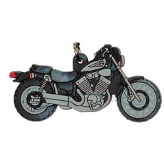 Porte clefs 2d voxan cafe racer gris street moto piece Porte clef yamaha