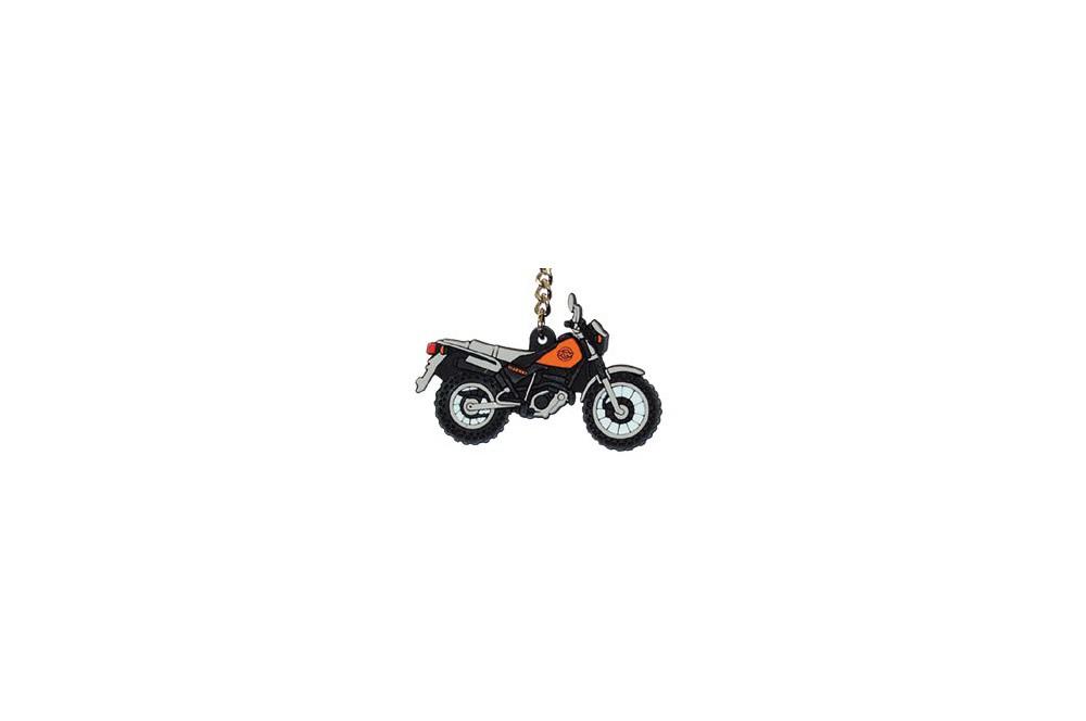 Accessoires moto yamaha 125 tw de011 de 2000 a 2001 Porte clef yamaha
