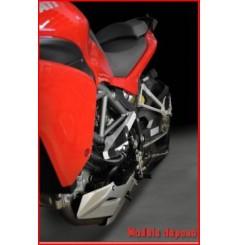 Kit Patins Top Block pour Ducati Multistrada 1200 (10-15)