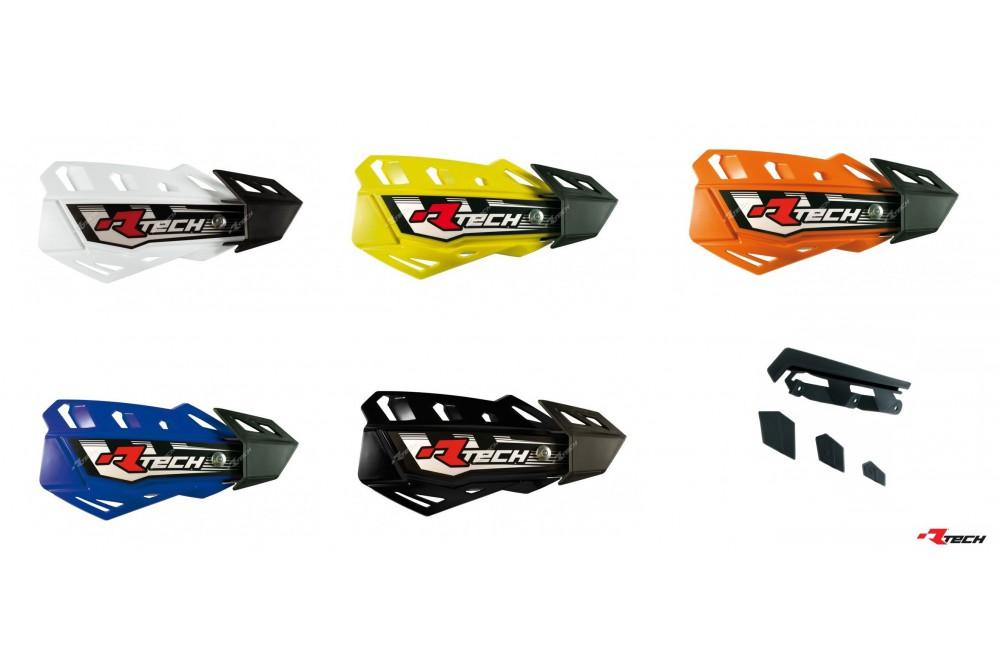 Protèges-mains Moto Racetech FLX