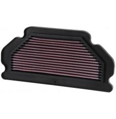 Filtre a Air K&N KA-6003 pour ZX6R et ZX6RR (03-04)