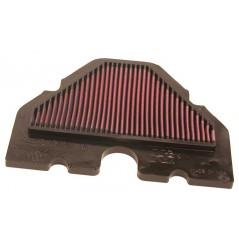Filtre a Air K&N KA-6093 pour ZX6R (93-01)