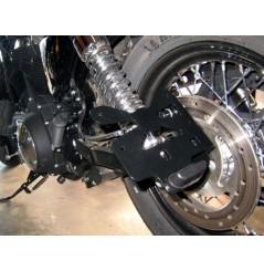Support de plaque moto déporté universel Access Design