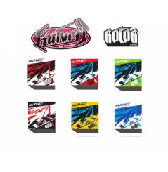 Kit Déco KUTVEK Pour Quad Yamaha GRIZZLY 550 / 700 (07-15)