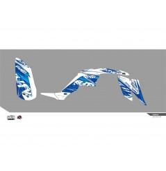 Kit Déco KUTVEK Pour Quad pour RAPTOR 350 R (05-14)