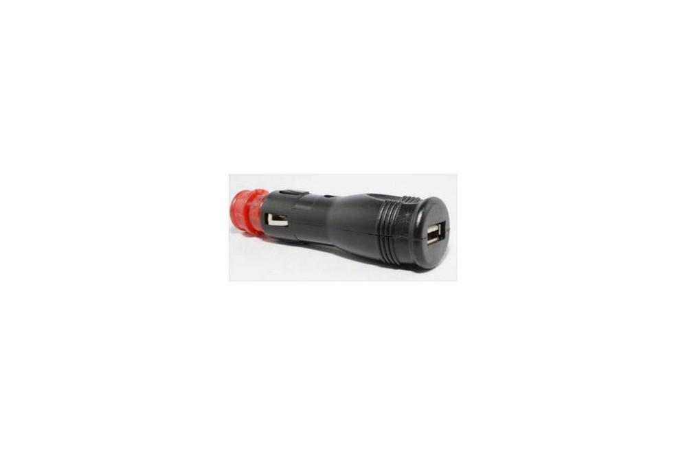 Adaptateur allume cigare - USB