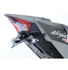 Support de Plaque Moto R&G pour Kawasaki Ninja H2 et H2R (15-16)