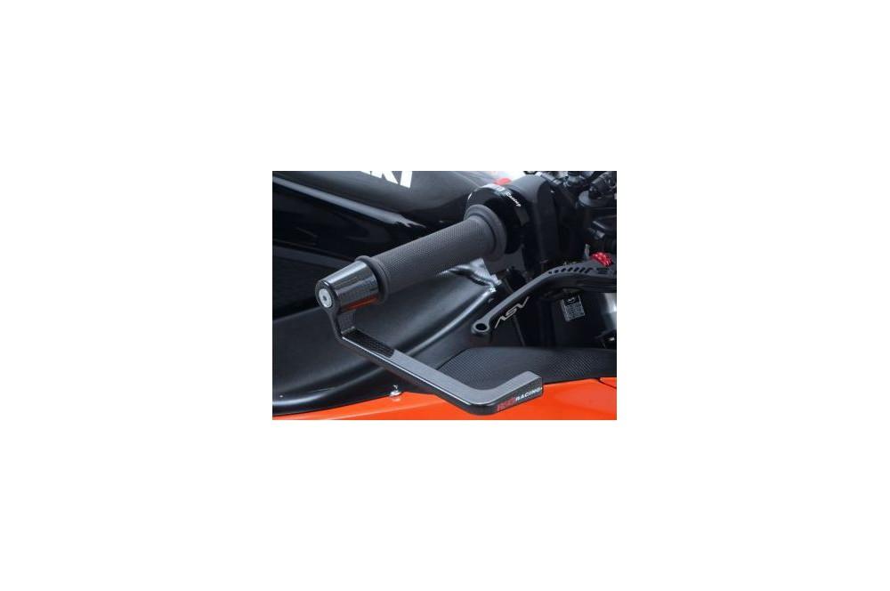 protection de levier de frein moto carbone r g kawasaki sportives street moto piece. Black Bedroom Furniture Sets. Home Design Ideas