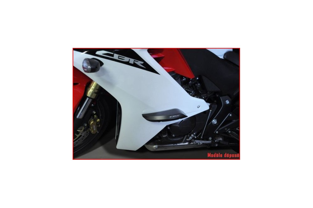 KIT PATINS TOP BLOCK HONDA CBR 600 F 11/13