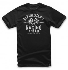 T-Shirt Alpinestars AHEAD Noir
