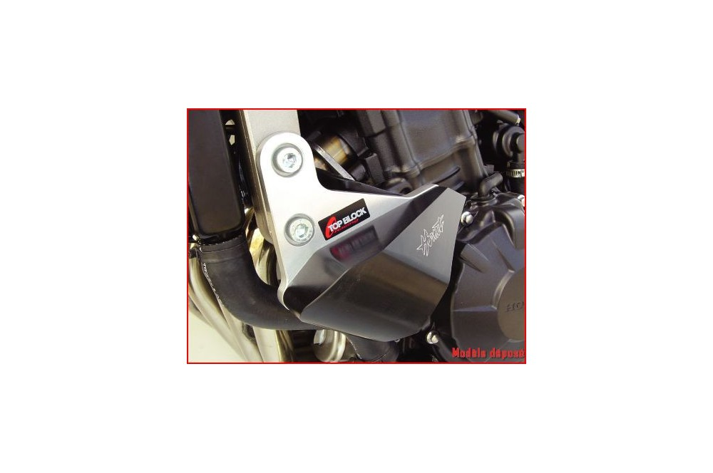 KIT PATINS TOP BLOCK HONDA HORNET 600 07/12