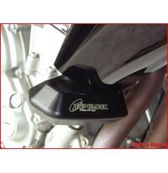 Kit Patins Top Block pour Kawasaki ER6N (06-08)