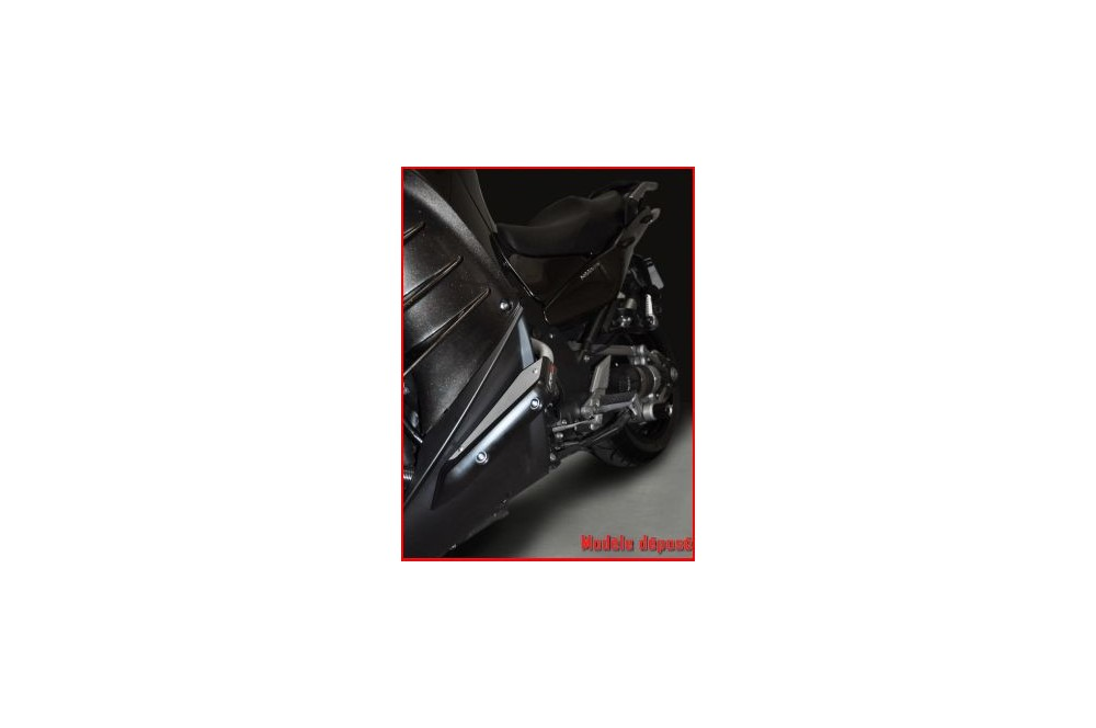 KIT PATINS TOP BLOCK KAWASAKI GTR 1400 08/09